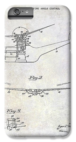1947 Helicopter Patent IPhone 7 Plus Case
