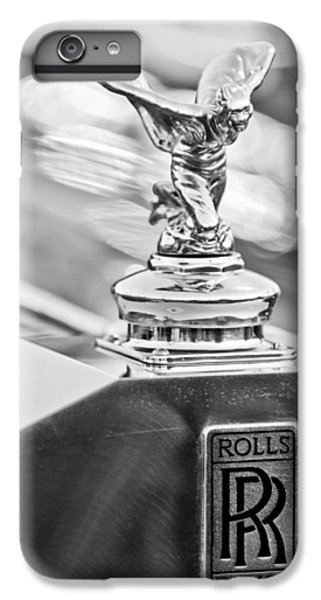 1952 Rolls-royce Silver Wraith Hood Ornament 2 IPhone 7 Plus Case