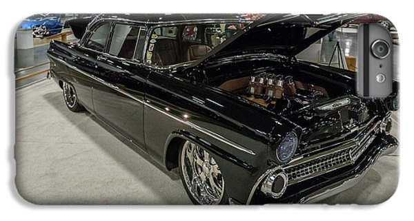 IPhone 7 Plus Case featuring the photograph 1955 Ford Customline by Randy Scherkenbach