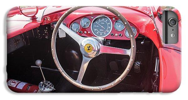 IPhone 7 Plus Case featuring the photograph 1956 Ferrari 290mm - 4 by Randy Scherkenbach