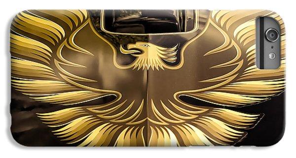 Hawk iPhone 7 Plus Case - 1979 Pontiac Trans Am  by Gordon Dean II
