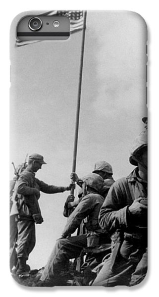 1st Flag Raising On Iwo Jima  IPhone 7 Plus Case