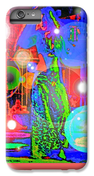 Belly Dance IPhone 7 Plus Case by Andy Za