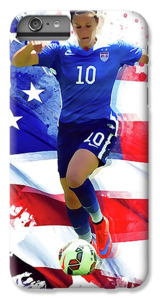 Carli Lloyd IPhone 7 Plus Case