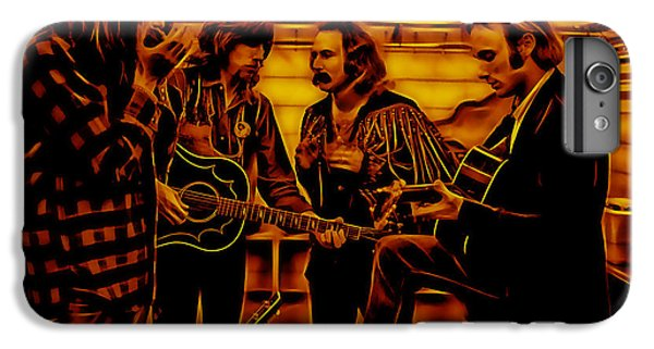 Crosby Stills Nash And Young IPhone 7 Plus Case