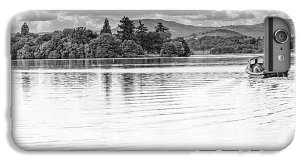 Lake Of Menteith IPhone 7 Plus Case by Jeremy Lavender Photography