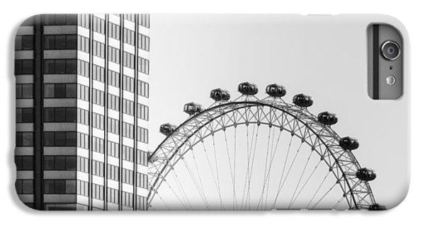 London Eye IPhone 7 Plus Case by Joana Kruse
