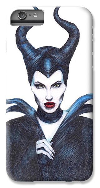 Maleficent  Once Upon A Dream IPhone 7 Plus Case by Kent Chua