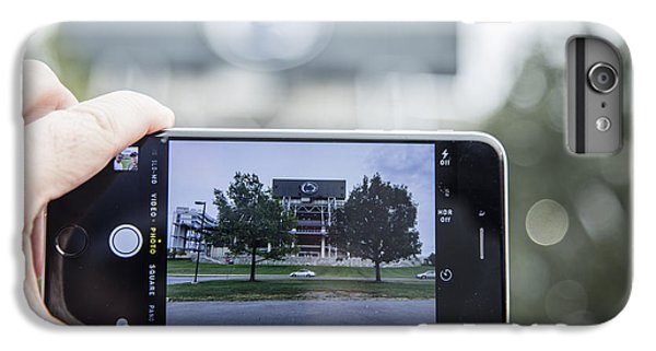 Penn State Beaver Stadium  IPhone 7 Plus Case by John McGraw