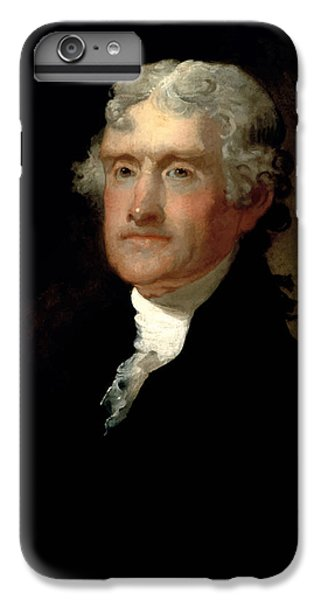 President Thomas Jefferson  IPhone 7 Plus Case by War Is Hell Store