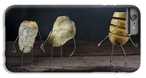 Simple Things - Potatoes IPhone 7 Plus Case