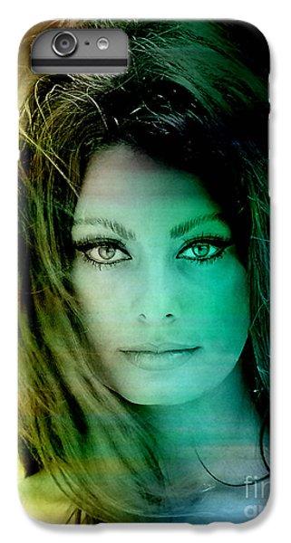 Sophia Loren IPhone 7 Plus Case