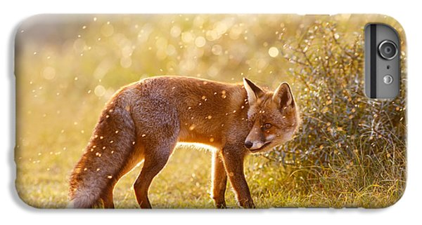 The Fox And The Fairy Dust IPhone 7 Plus Case by Roeselien Raimond