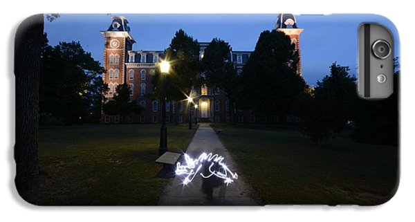 University Of Arkansas IPhone 7 Plus Case by Chris  Look