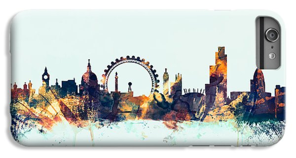 London England Skyline IPhone 7 Plus Case by Michael Tompsett
