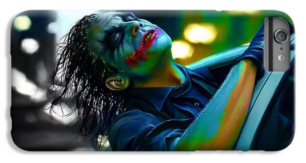 Heath Ledger iPhone 7 Plus Case - Heath Ledger by Marvin Blaine
