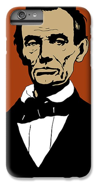 President Lincoln IPhone 7 Plus Case by War Is Hell Store
