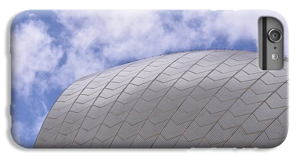 Sydney Opera House Roof Detail IPhone 7 Plus Case by Sandy Taylor