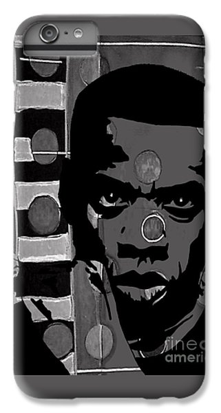 Jay Z Collection IPhone 7 Plus Case by Marvin Blaine