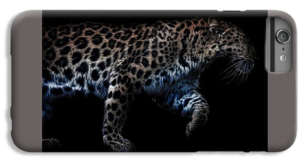 Amur Leopard IPhone 7 Plus Case by Martin Newman