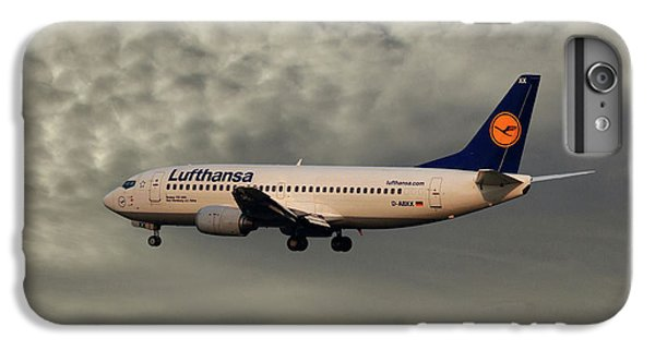 Jet iPhone 7 Plus Case - Lufthansa Boeing 737-300 by Smart Aviation