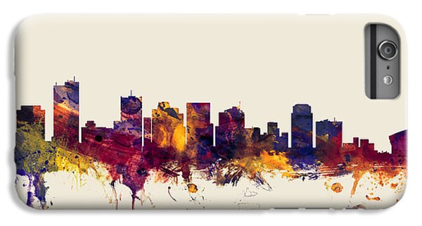 Phoenix Arizona Skyline IPhone 7 Plus Case by Michael Tompsett