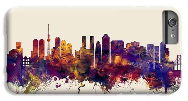 Tokyo Japan Skyline IPhone 7 Plus Case by Michael Tompsett