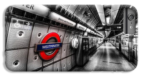 Underground London IPhone 7 Plus Case by David Pyatt