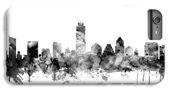 Austin Texas Skyline IPhone 7 Plus Case by Michael Tompsett