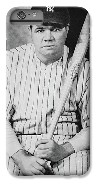 Babe Ruth IPhone 7 Plus Case by American School