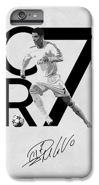 Cristiano Ronaldo IPhone 7 Plus Case