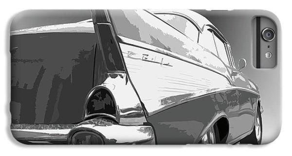 Dick Goodman iPhone 7 Plus Case - 57 Chevy by Dick Goodman
