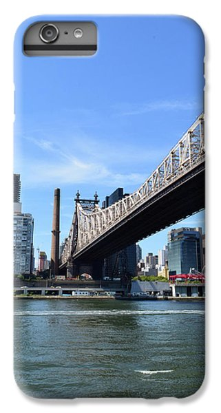 59th Street Bridge No. 13 IPhone 7 Plus Case by Sandy Taylor