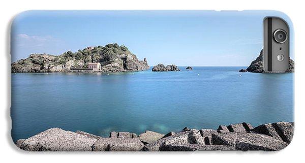 Aci Trezza - Sicily IPhone 7 Plus Case by Joana Kruse