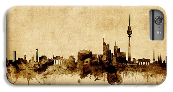Berlin Germany Skyline IPhone 7 Plus Case by Michael Tompsett