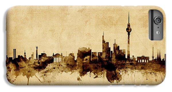 Berlin Germany Skyline IPhone 7 Plus Case by Michael Tompsett