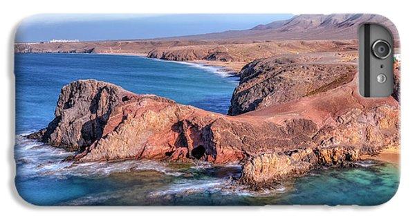 Playa Papagayo - Lanzarote IPhone 7 Plus Case by Joana Kruse