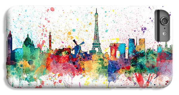 Paris France Skyline IPhone 7 Plus Case