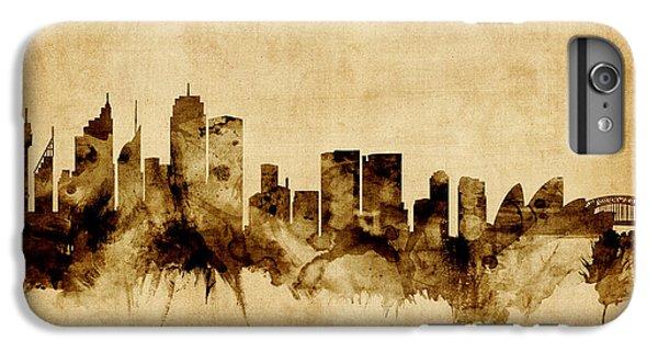 Sydney Australia Skyline IPhone 7 Plus Case by Michael Tompsett