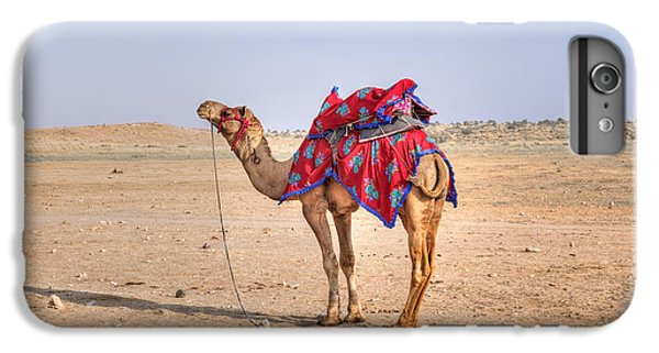Desert iPhone 7 Plus Case - Thar Desert - India by Joana Kruse