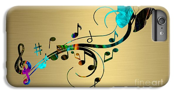 Music Flows Collection IPhone 7 Plus Case