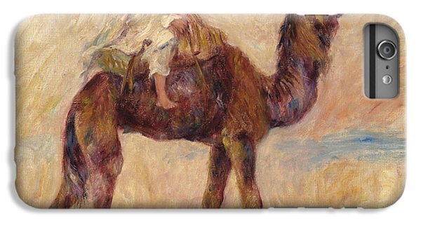 A Camel IPhone 7 Plus Case by Pierre Auguste Renoir