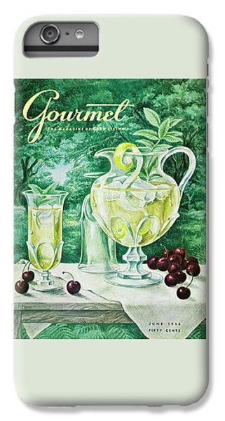 A Gourmet Cover Of Glassware IPhone 7 Plus Case