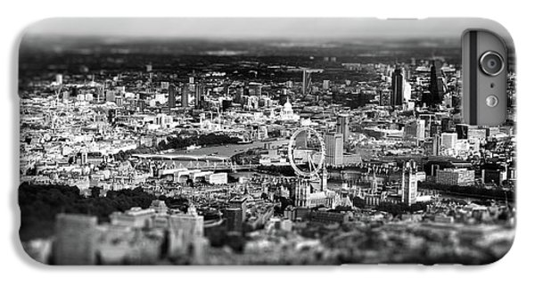 Aerial View Of London 6 IPhone 7 Plus Case by Mark Rogan