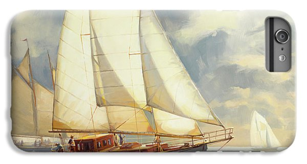 Boats iPhone 7 Plus Case - Ahead Of The Storm by Steve Henderson