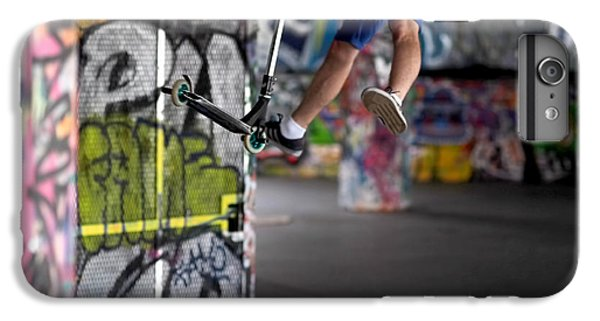 Airborne At Southbank IPhone 7 Plus Case by Rona Black