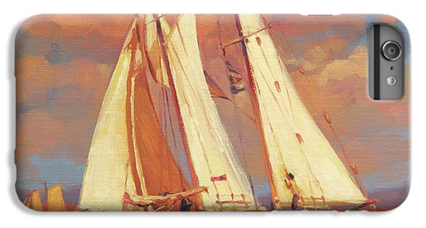 Boats iPhone 7 Plus Case - Al Fresco by Steve Henderson