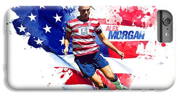 Alex Morgan IPhone 7 Plus Case