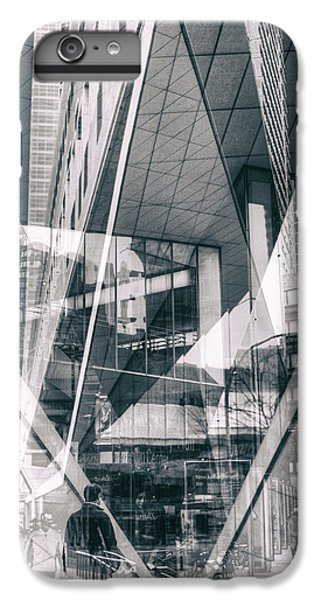 IPhone 7 Plus Case featuring the photograph Alice Tully Hall by Dave Beckerman