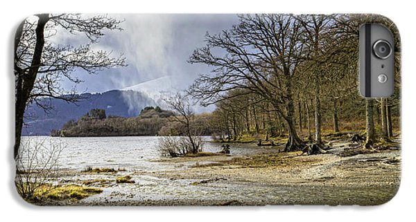 IPhone 7 Plus Case featuring the photograph All Seasons At Loch Lomond by Jeremy Lavender Photography